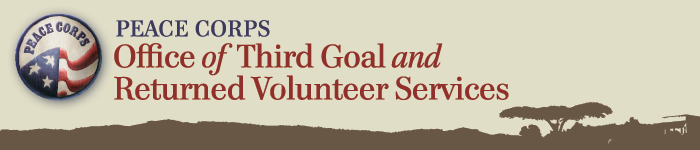Not to miss events in August: Peace Corps career conference and the Third Goal Summit