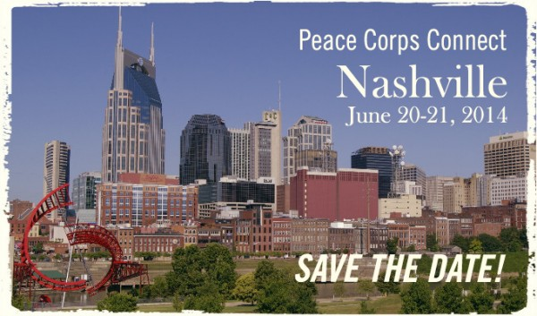 Peace Corps Connect Gathering in Nashville in June 2014