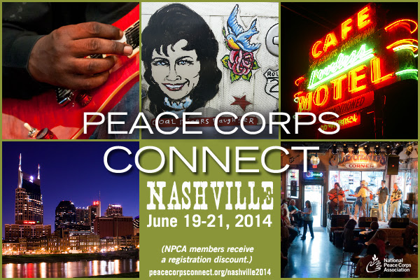 Peace Corps Connect – 2014 is coming to Nashville in June