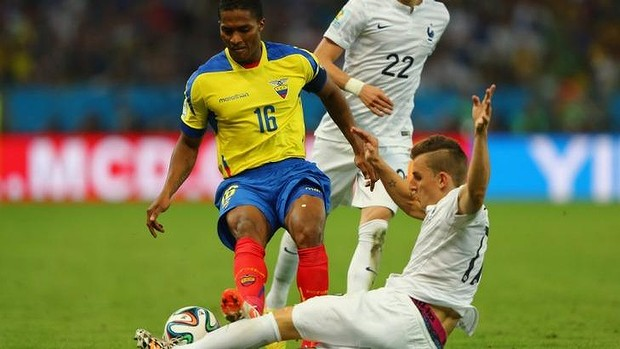 Ecuador plays valiantly but leaves World Cup after the first round