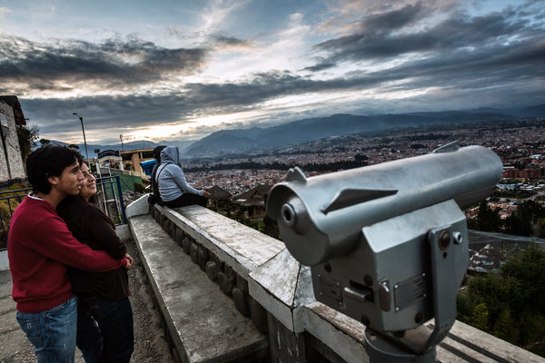NYTIMES travel story on Cuenca