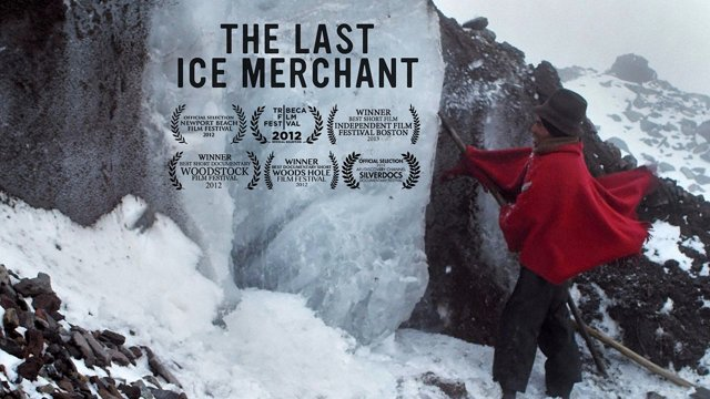 The Last Ice Merchant of Chimborazo