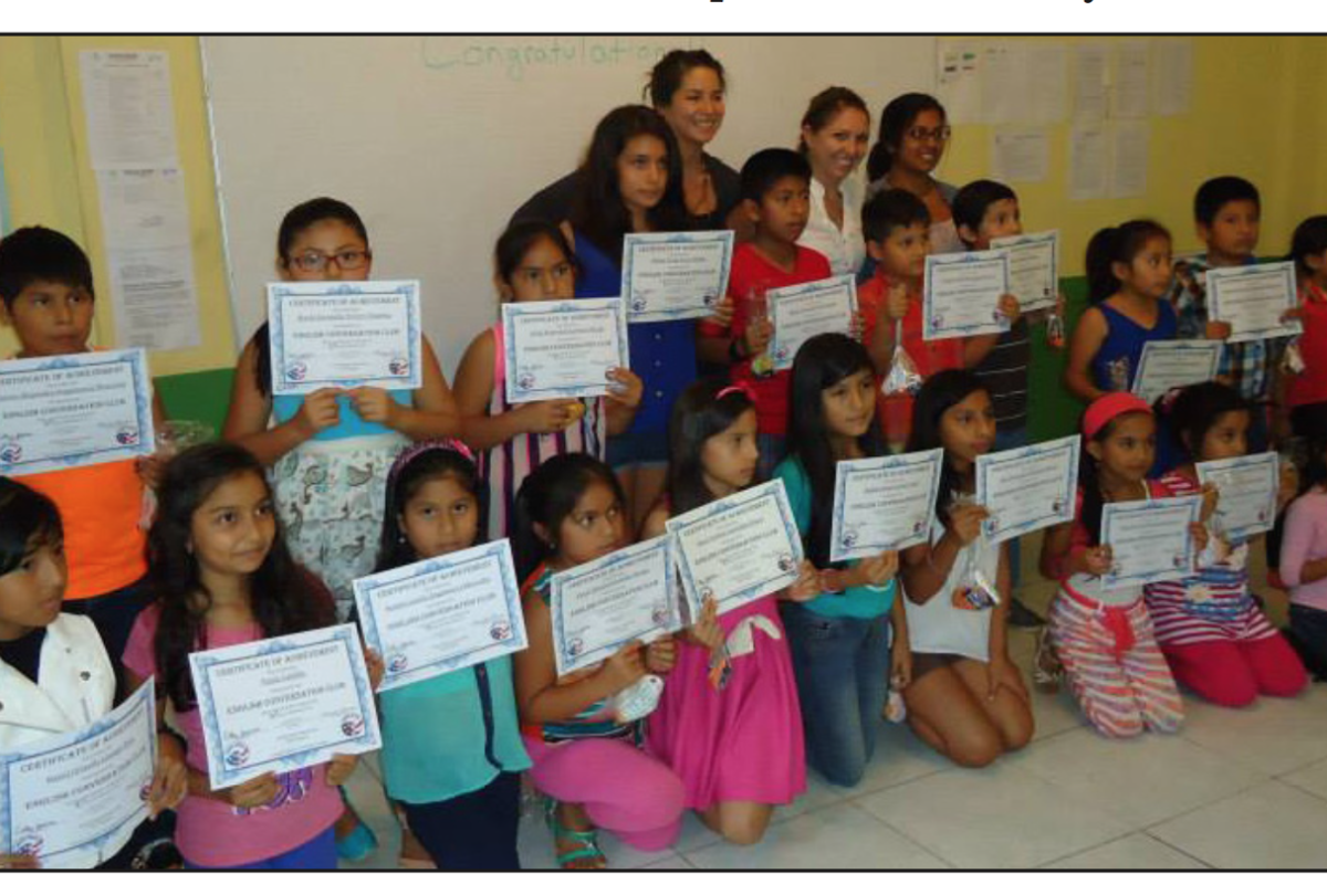 News from March 2015 El Clima on the TEFL Program